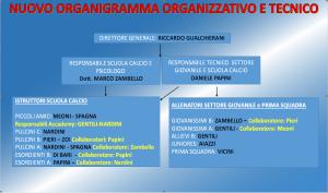 organigramma pietà